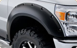 Bushwacker Fender Flares-Pocket Style
