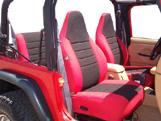 Seat&Steering Wheel Covers